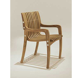 Spirit Song Tri-Part Arm Chair