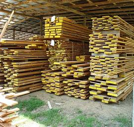 Teak Lumber Packs